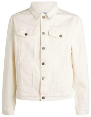 J.W.Anderson Paisley Patch Denim Jacket