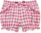 Okie Dokie Denim Bubble Shorts - Baby Girls newborn-24m