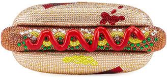 Hot Dog Minaudiere Clutch Bag