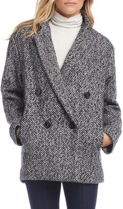 Karen Kane Tweed Blazer