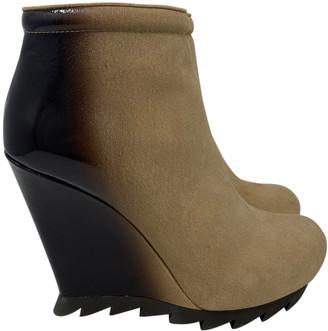 Camilla Skovgaard Multicolour Leather Ankle boots