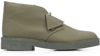 Clarks Desert lace-up shoes