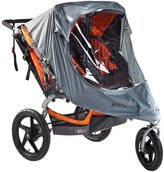 BOB Strollers Duallie Weather Shield - Revolution/Stroller Strides - Duallie
