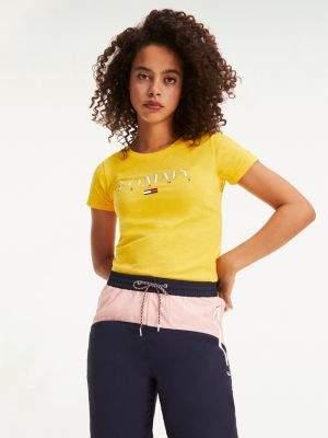 Tommy Hilfiger Essential Logo Slim T-Shirt