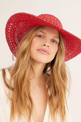 Free People Summer Lovin Straw Hat