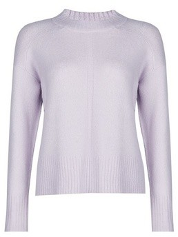 Dorothy Perkins Womens Dp Petite Purple Lilac Spandex Jumper, Purple