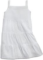 Design History Girls' Eyelet Dress