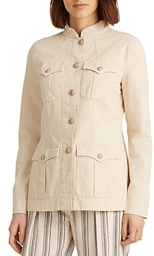 Ralph Lauren Ralph Stretch-Cotton Canvas Jacket