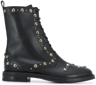 Casadei Lena ankle boots