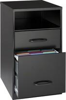 2-Drawer Vertical Filing Cabinet Ebern Designs