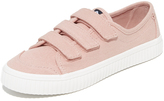 Sperry Crest Velcro Creeper Sneakers