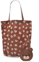 Forever 21 FOREVER 21+ Convertible Bear Tote