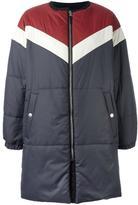 Etoile Isabel Marant 'Casey' reversible jacket - women - Cotton/Linen/Flax/Nylon/Polyester - 42