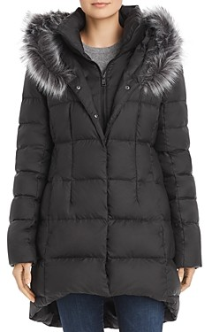 The North Face The North Face? Dealio Faux Fur Trim Down Parka