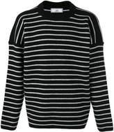 Ami Alexandre Mattiussi oversized crewneck sweater