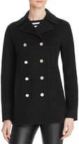 Theory Overby New Divide Pea Coat - 100% Bloomingdale's Exclusive
