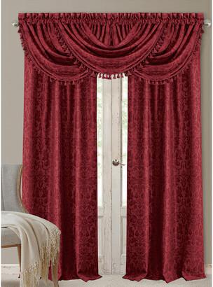 "Elrene Antonia 108"" Blackout Window Curtain"