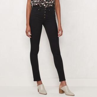Lauren Conrad Petite High Rise Skinny Jeans