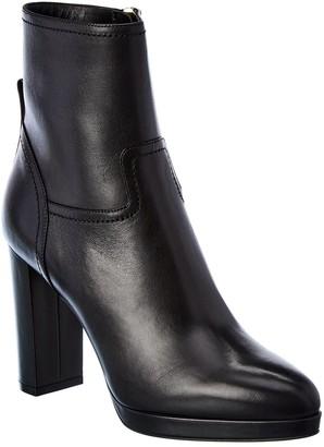 Valentino Rockstud 100 Leather Boot