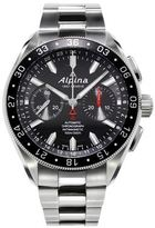 Alpina Chronograph Automatic Stainless Steel Watch