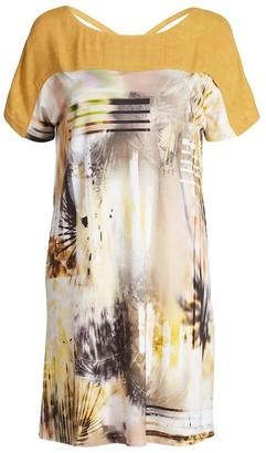 Sleeveless Sack Dress By Conquista