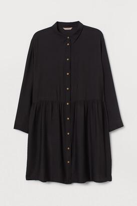 H&M H&M+ Shirt Dress