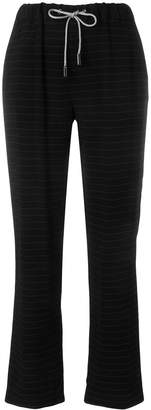 Eleventy Striped Trousers