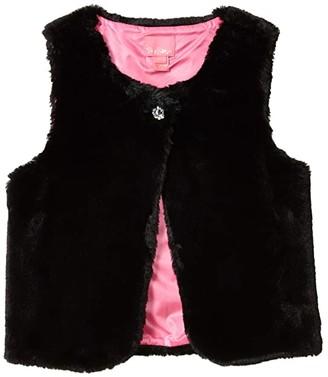 Lilly Pulitzer Winston Vest (Toddler/Little Kids/Big Kids) (Onyx) Girl's Clothing