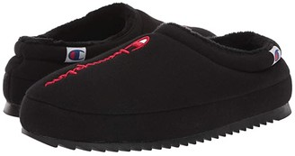 Champion Shuffle Script (Black) Men's Shoes