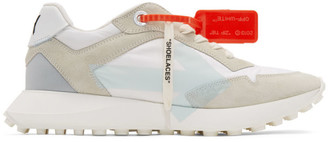 Off-White White Arrows Sneakers