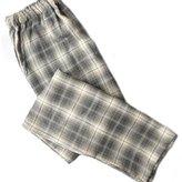 TopTieen's Cotton Tartan Sleepwear Pants