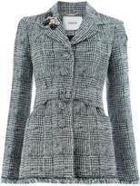 Erdem tweed blazer