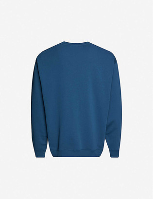 Acne Studios Forba cotton-jersey sweatshirt