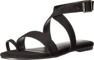 Aerosoles Women's Shortener Flat Sandal