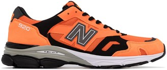 New Balance M920 panelled sneakers