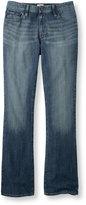 L.L. Bean 1912 Jeans, Boot-Cut