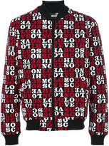 Love Moschino all over print sweatshirt