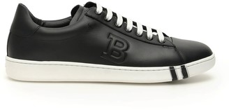 Bally Asher Leather Sneakers