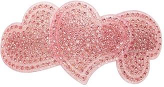 Valet Studio Coco heart trio hair clip