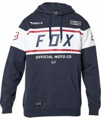 Fox Racing Men's Official Fleece Hoody Medium