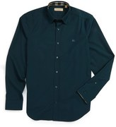 Burberry 'Cambridge Aboyd' Trim Fit Sport Shirt