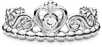 Pandora Purely My Princess CZ Ring (Clear) Ring