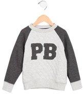 Petit Bateau Boys' Quilted Sweatshirt