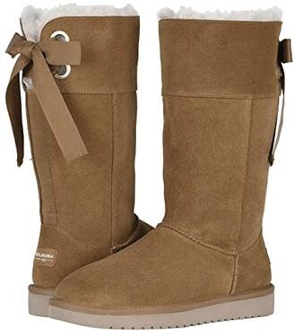 Koolaburra by UGG Andrah Tall (Chestnut) Women's Shoes