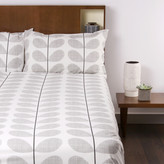 Orla Kiely Scribble Soft Duvet Cover - Concrete - Single