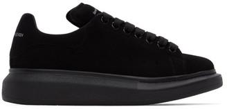 Velvet Platform Sneakers   Shop the