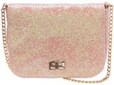 Girls 4-16 Glitter Crossbody Bag