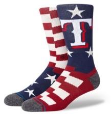 Stance Texas Rangers Brigade Socks