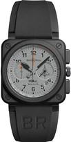 Bell & Ross BR0394RAFALECE Rafale ceramic aviation watch