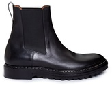 Givenchy Saw-sole Leather Chelsea Boots